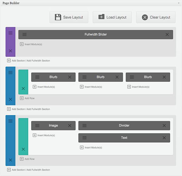 Divi Theme Layout Builder Overview